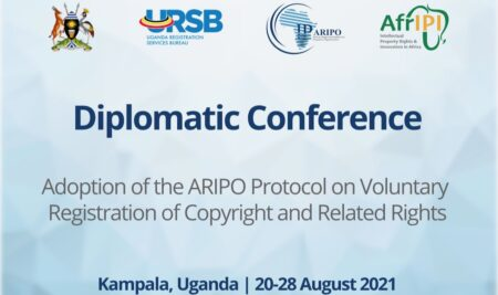 Diplomatic Conference for the Adoption of the ARIPO Protocol on Voluntary Registration of Copyright and Related Right